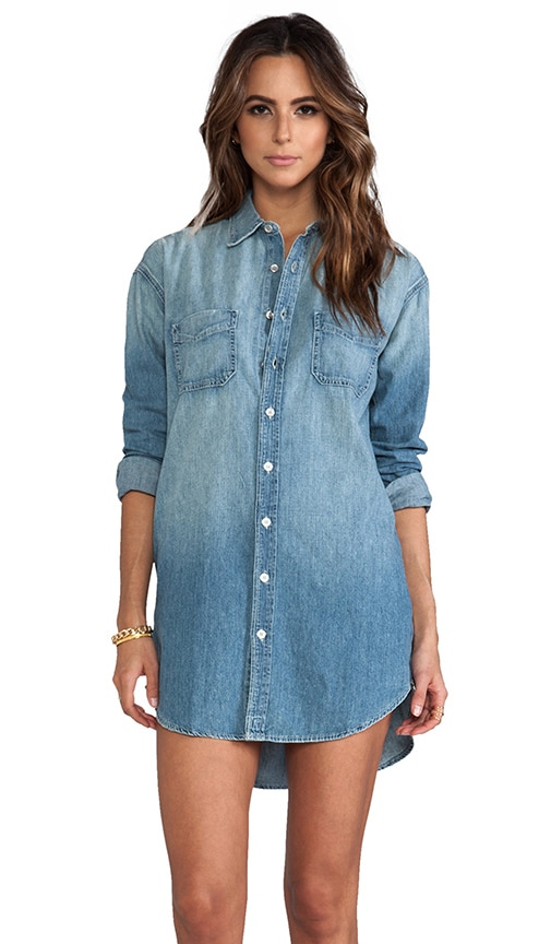 Manow Shirt Dress
