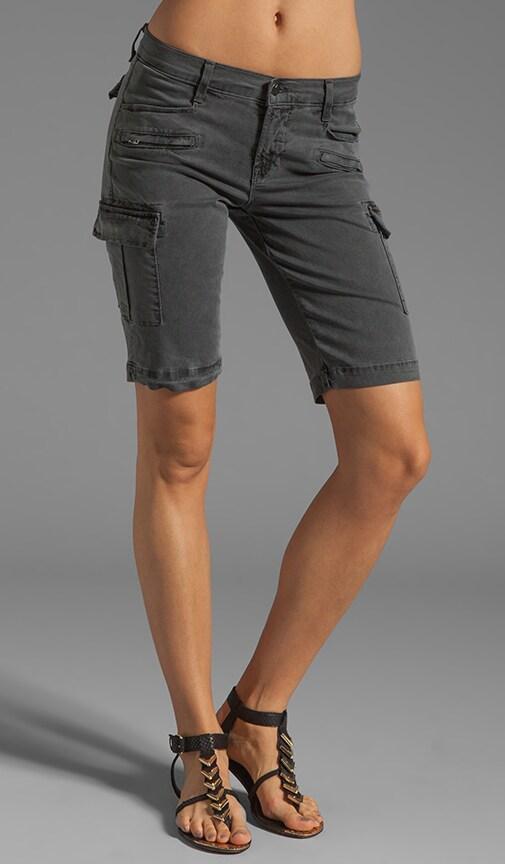 Grayson Moto Cargo Zip Short