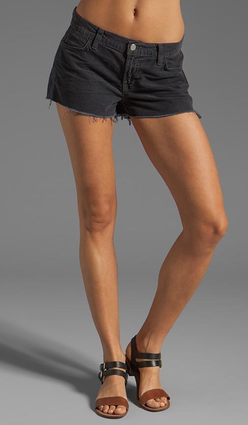 Cut Off Cord Shorts