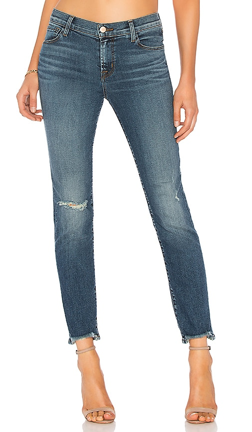 Alana High Rise Crop Skinny. - size 24 (also in 23,25,26,27,28,29,30) J Brand