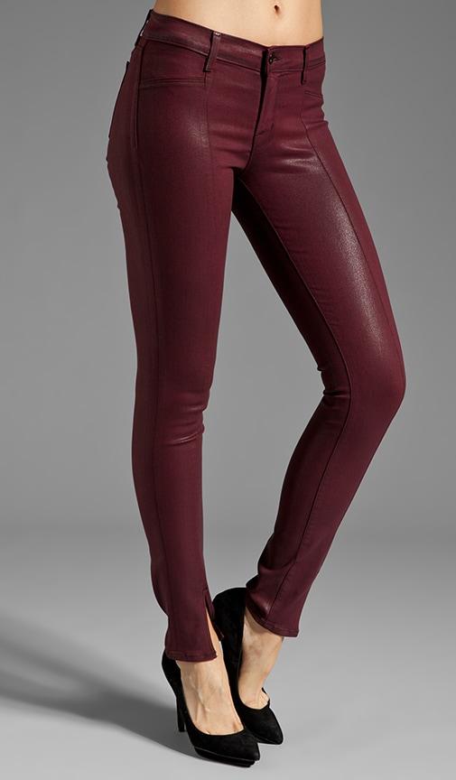 Vera Mid Rise Skinny
