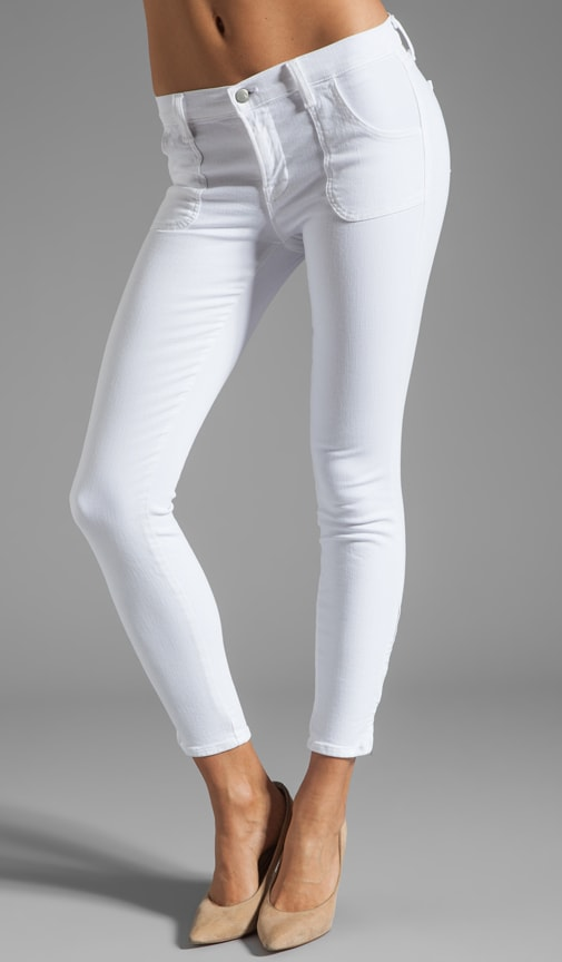 Retro Zip Skinny