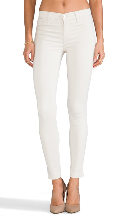Luxe Satin Skinny