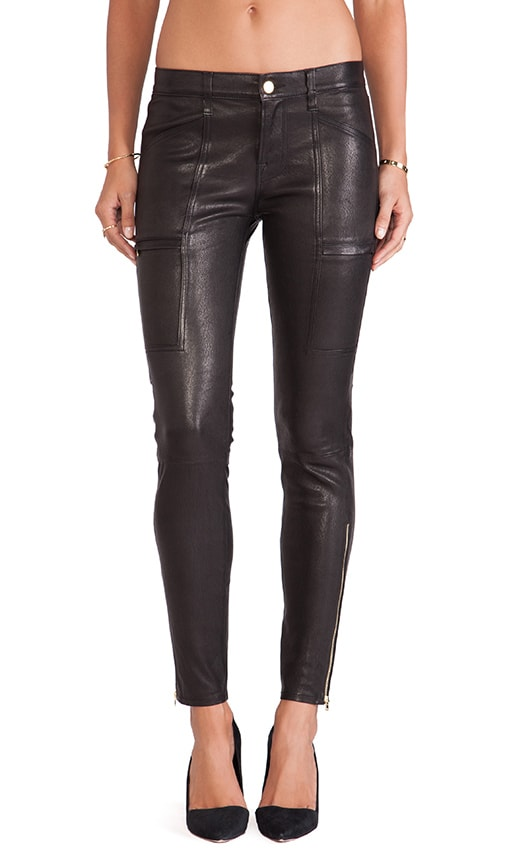 Cassidy Leather Jean