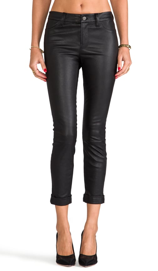 Anja Leather Skinny
