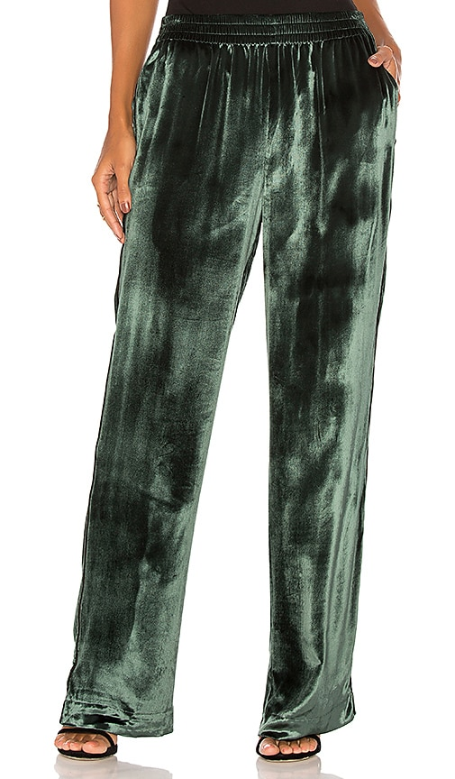 Ardon Velvet Wide-leg Pants - Black J Brand Perfect Cheap Price Amazon Online Manchester Great Sale Online hzyzg10V