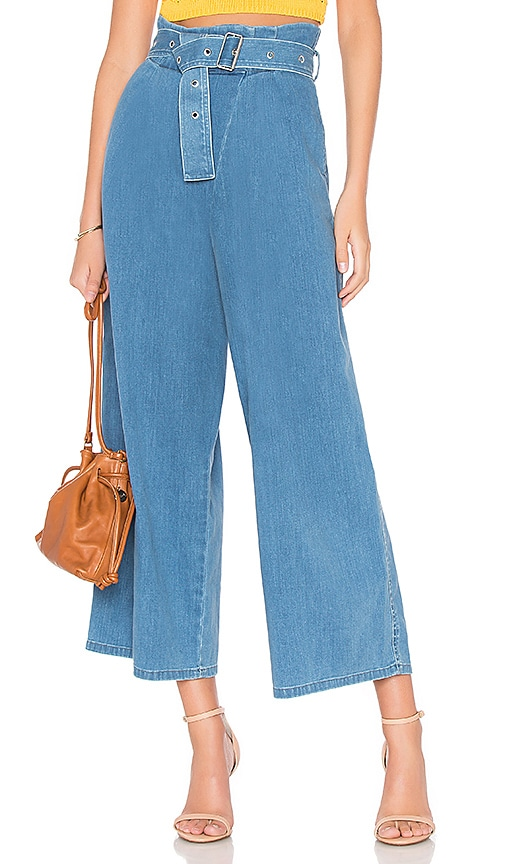 Via Pleat Front Pant