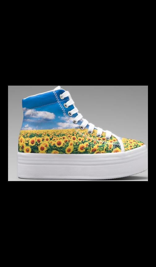 Homg Hi-Top Sneaker