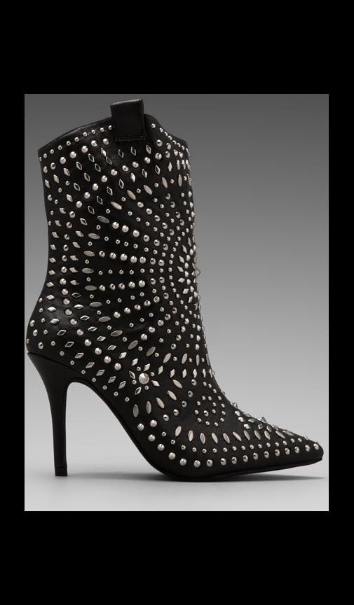 Embellished Ankle boot