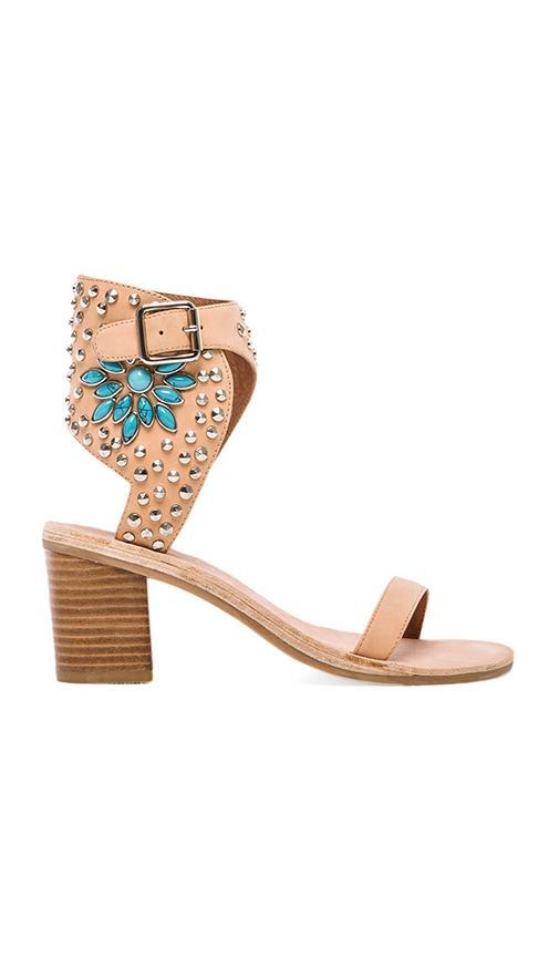 Des Moines Embellished Sandal