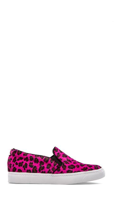 Alva Sneaker with Calf Fur