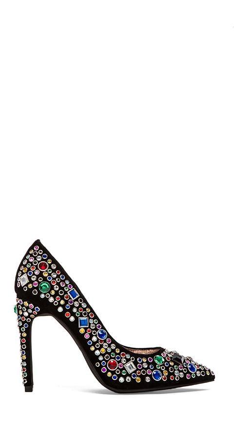 Dulce Embellished Heel