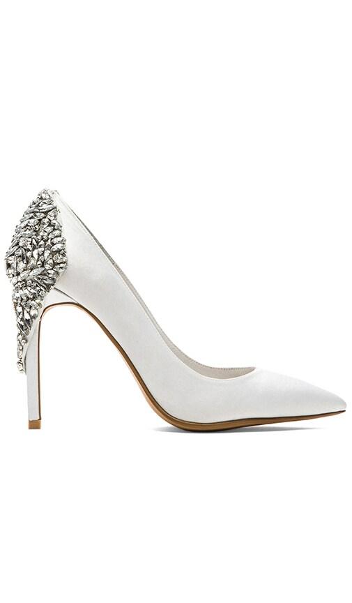x REVOLVE Dulce Embellished Heel
