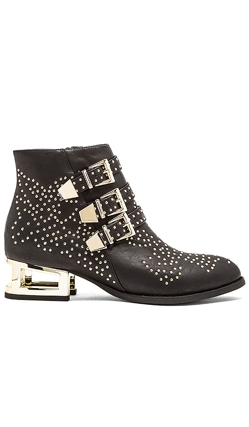Combust embellished Bootie