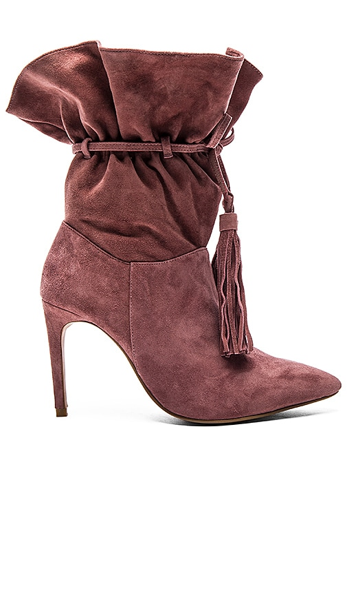 Jeffrey Campbell Pergola Booties in Mauve