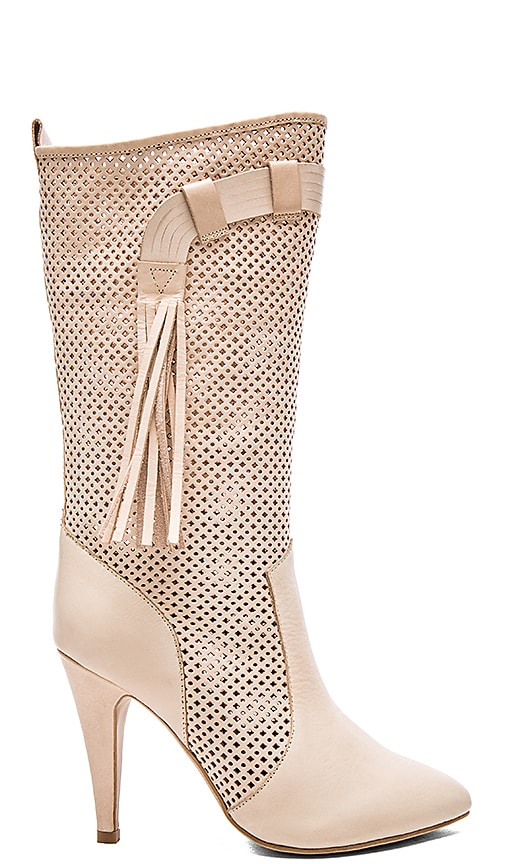Jeffrey Campbell Malene Boots in Natural