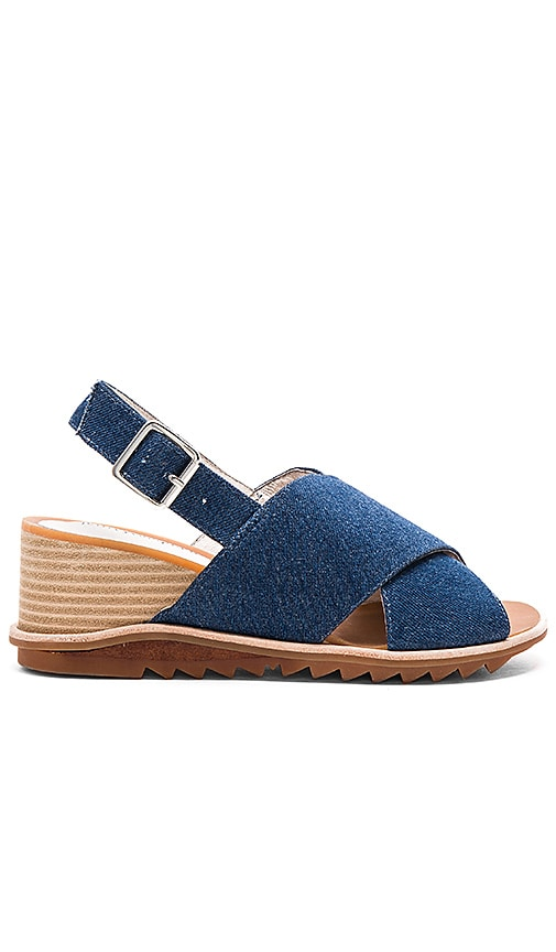 Jeffrey Campbell Sardis Sandal in Blue