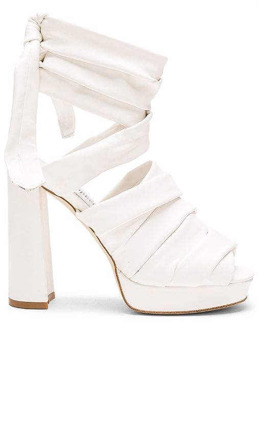 Jeffrey Campbell Chablis Heel in White