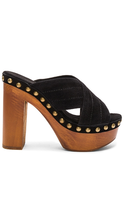 Jeffrey Campbell Aldona Heel in Black