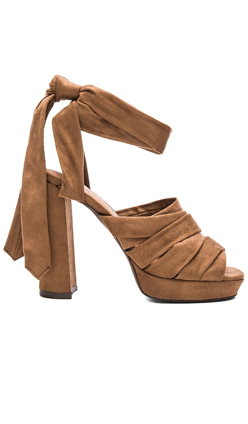 Jeffrey Campbell Chablis Heels in Brown