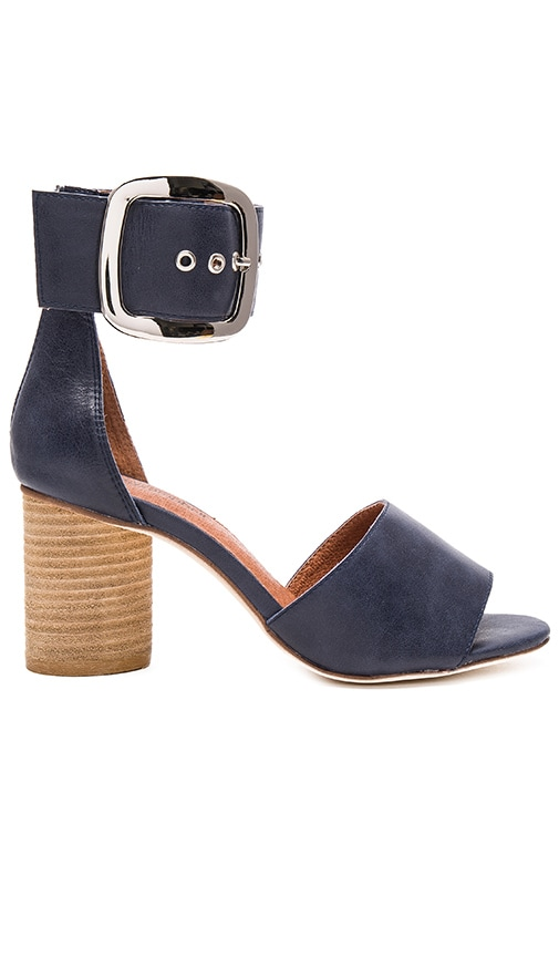 Jeffrey Campbell Brendy Sandal in Navy