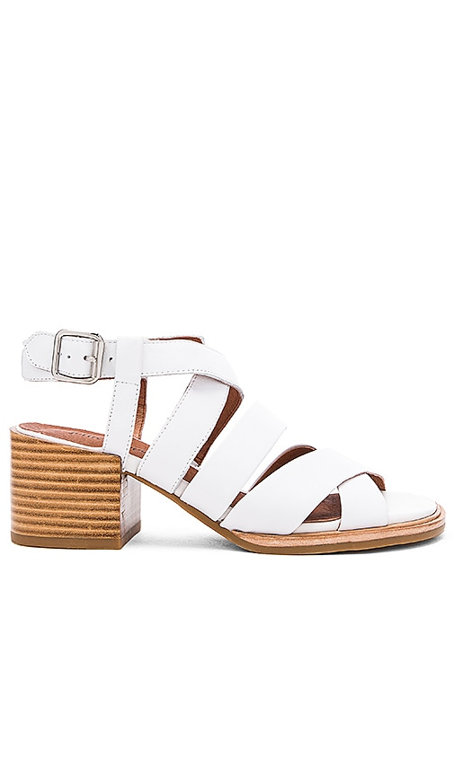 Jeffrey Campbell Sharla Sandal in White