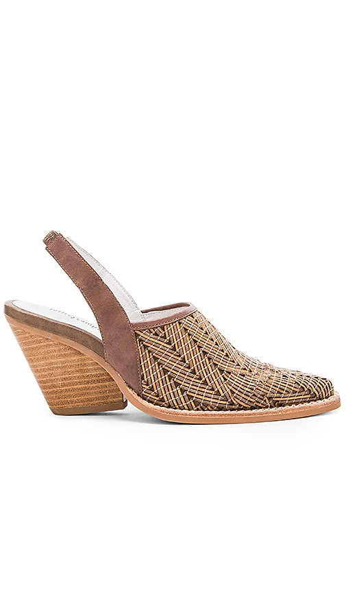 Jeffrey Campbell Utah Sling Sandal in Brown