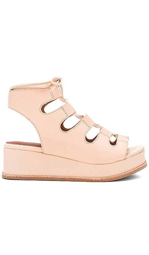 Jeffrey Campbell Ximeno Sandal in Natural