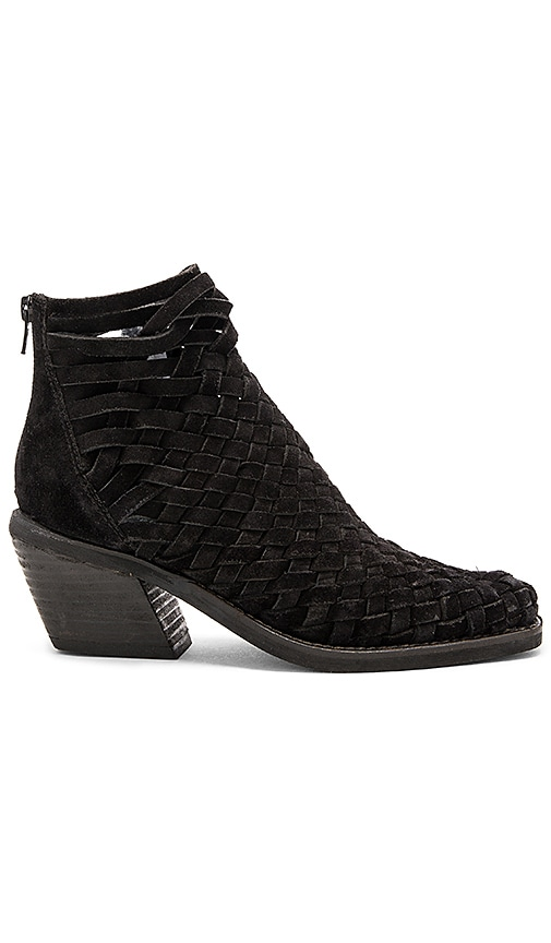 Jeffrey Campbell Surat Booties in Black