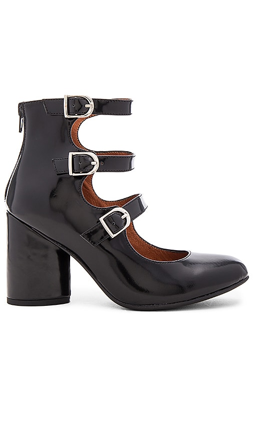 Jeffrey Campbell x REVOLVE Ingram Rev Heels in Black