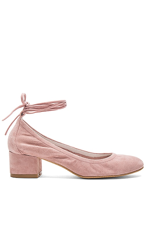 Jeffrey Campbell Bitsie Rev Heels in Rose