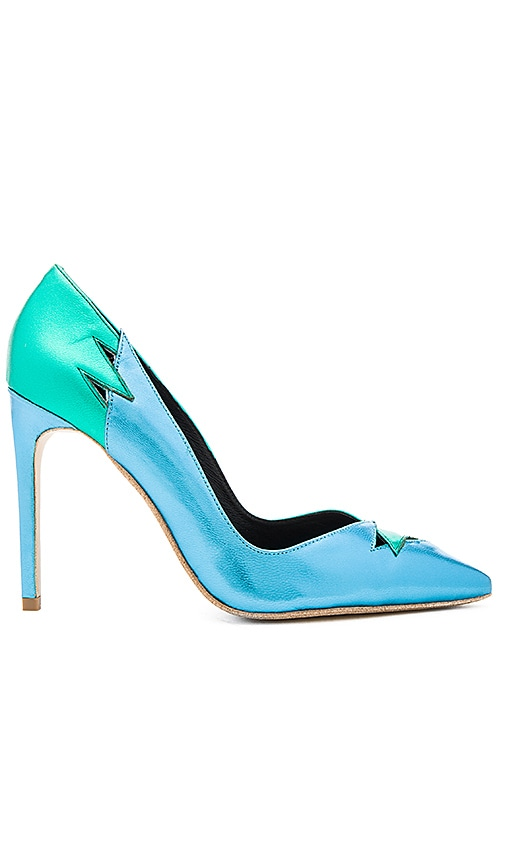 Jeffrey Campbell Verge Heels in Blue