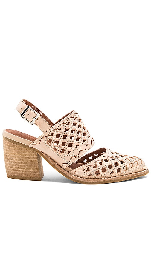 Jeffrey Campbell Cathica Sandal in Beige