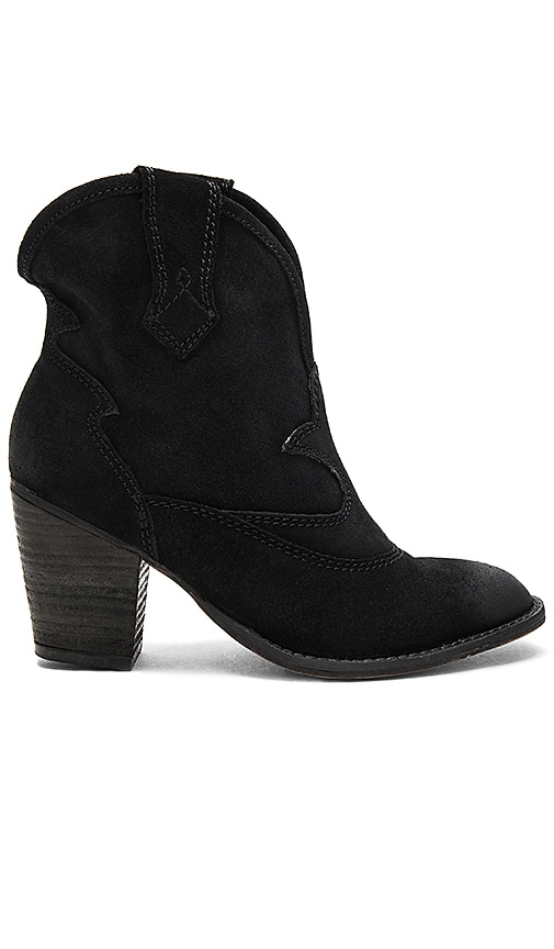 Jeffrey Campbell Upland Booties in Black