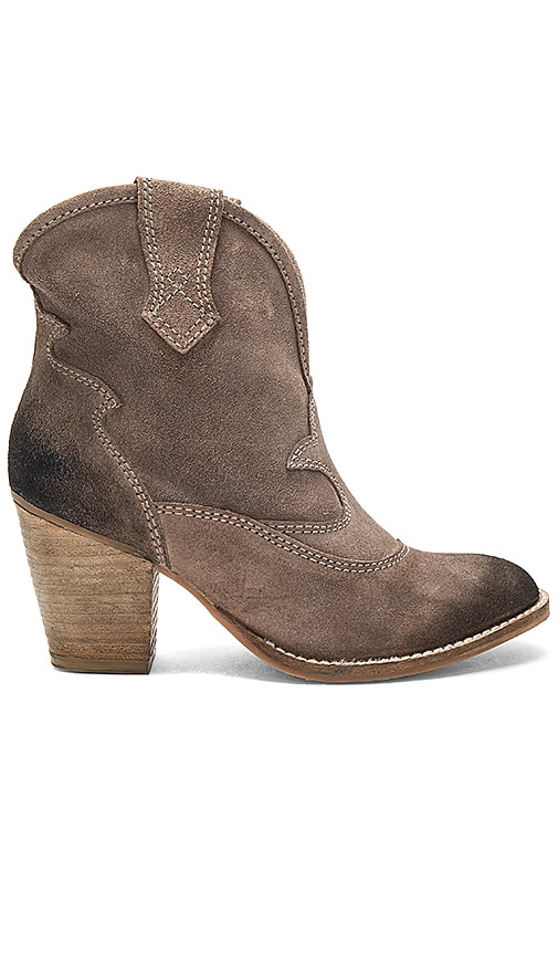 Jeffrey Campbell Upland Booties in Taupe