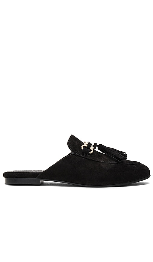 Jeffrey Campbell Apfel TSL Flat in Black