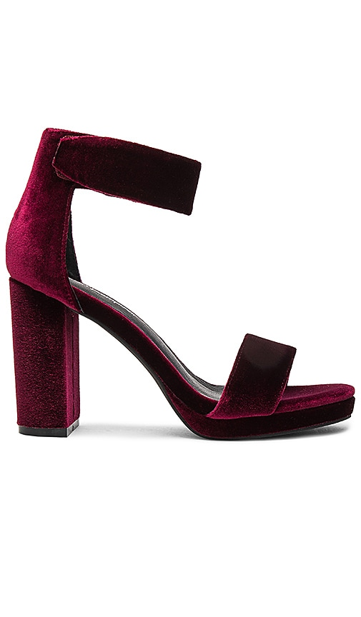 Jeffrey Campbell Lindsay PL Heel in Wine
