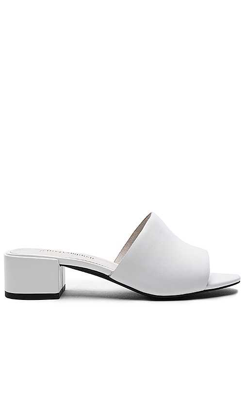 Jeffrey Campbell Beaton Sandal in White
