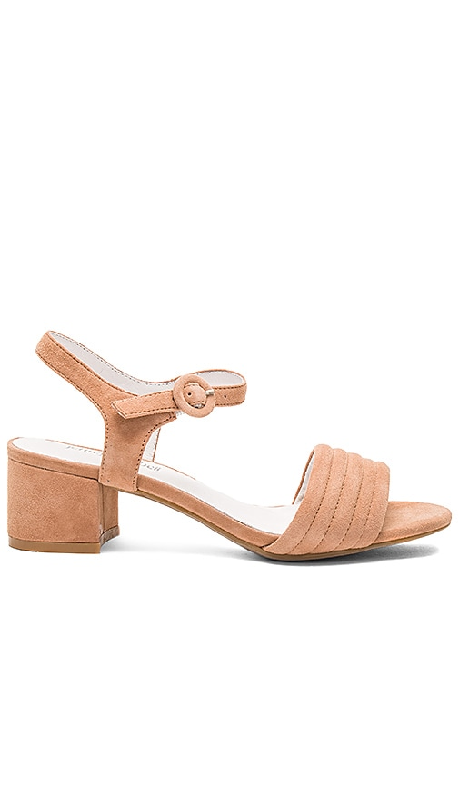 Jeffrey Campbell Faye Heel in Tan