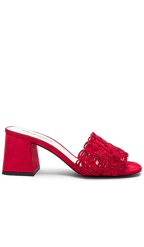 Jeffrey Campbell Tiza Heel in Red