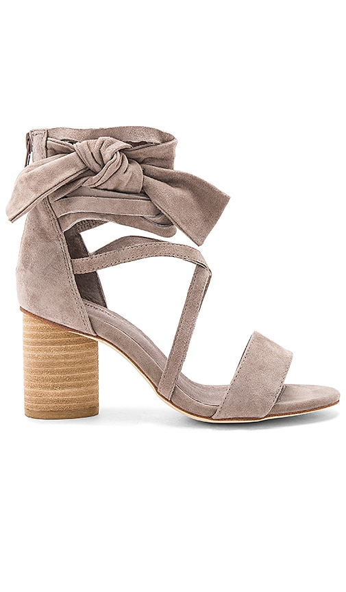 Jeffrey Campbell Destini Sandals in Taupe