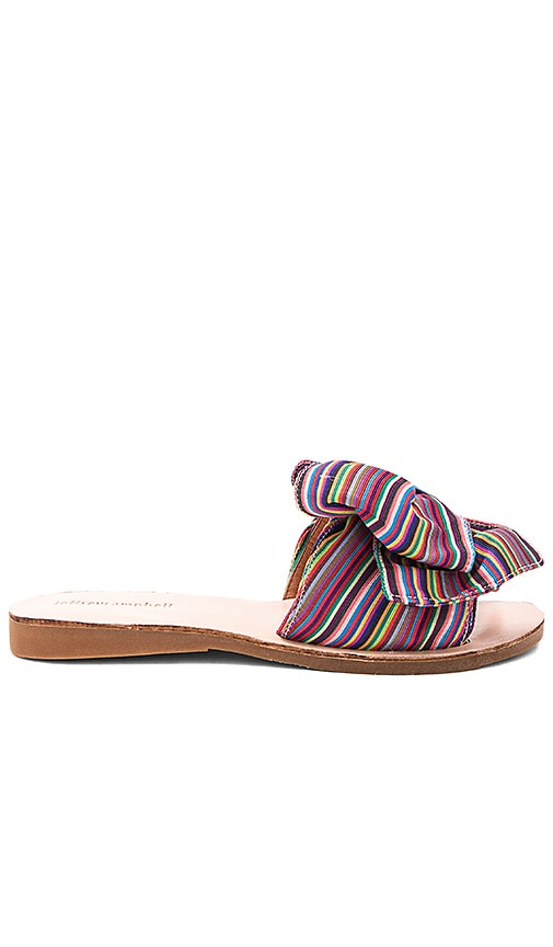 Jeffrey Campbell Regalo Sandals in Fuchsia