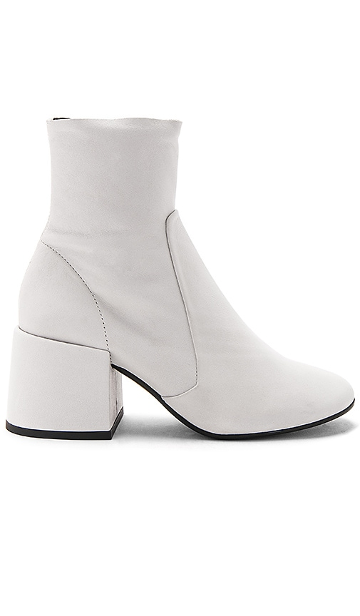 Jeffrey Campbell Ashcroft Bootie in White