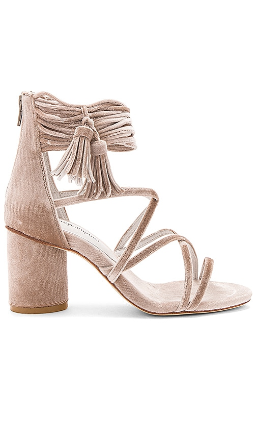 Jeffrey Campbell Despina Sandals in Gray