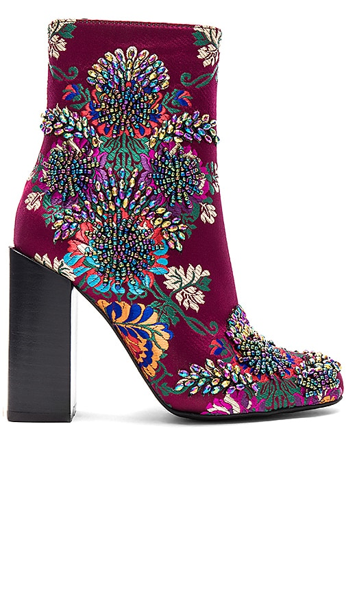 BEADED STRATFORD BOOTIE Jeffrey Campbell