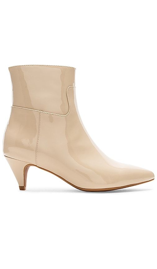 f3585d0b42 Jeffrey Campbell Muse Boot in Beige Patent | REVOLVE