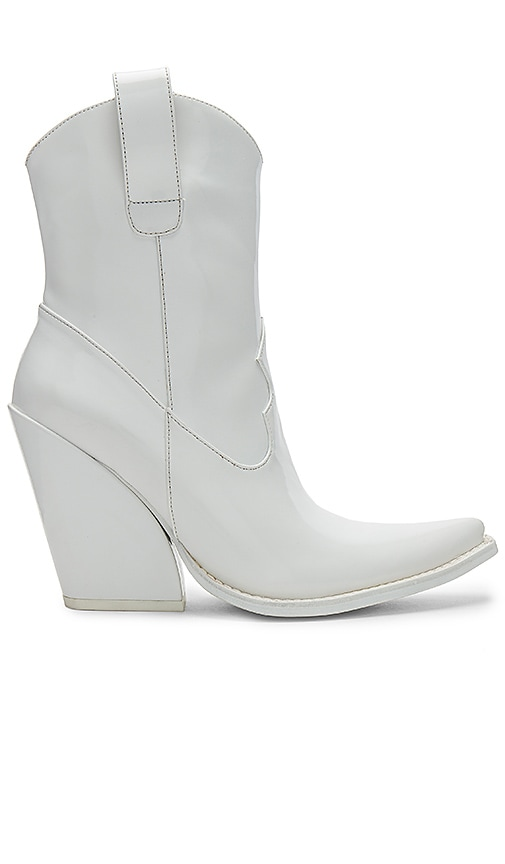 Jeffrey Campbell Homage Boot in White