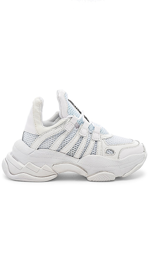 Jeffrey Campbell Wifi Trainer in White