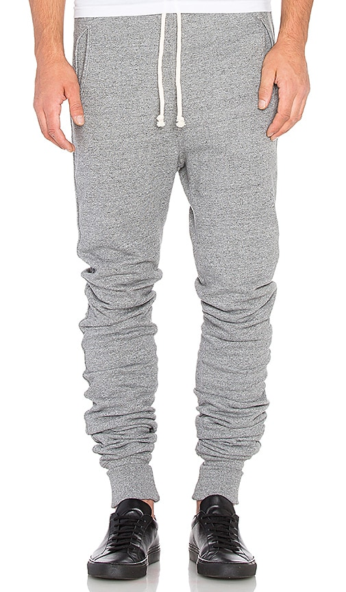 JOHN ELLIOTT Kito Sweatpant in Dark Grey
