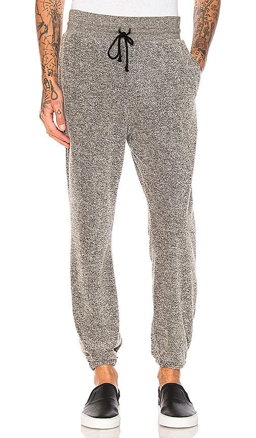 JOHN ELLIOTT Pile Oversized Sweatpants in Black